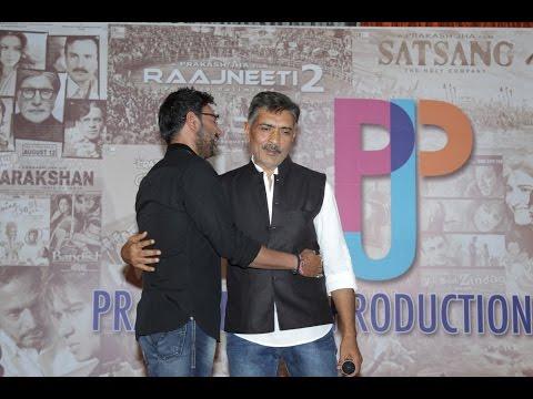 Prakash Jha announces upcoming movie Fraud Saiyyan with Ajay Devgn