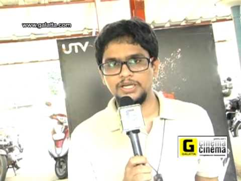 Music Director K talks about Mugamoodi