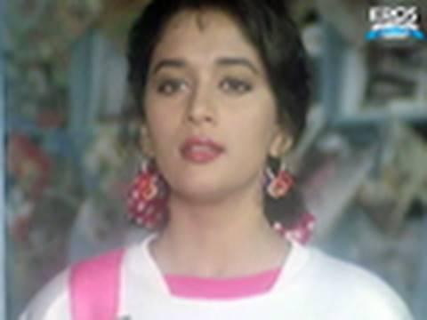 Madhuri in love with Saagar - Saajan