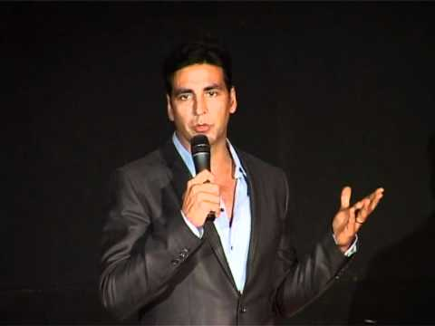 Akshay Kumar's Voice Over for Transformers 3 -Optimus Prime