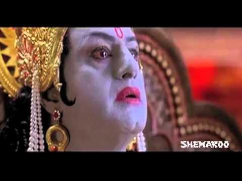 Sri Rama Rajyam - Gaali Ningi Neeru song