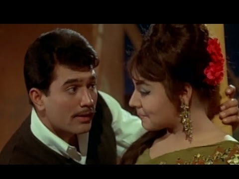 Baghon Mein Bahar Hai - Rajesh Khanna & Farida Jalal - Aradhana