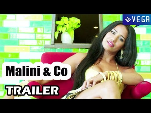Malini & Co  Movie Trailer :: Poonam Pandey :: Latest Telugu Movie Trailer 2015