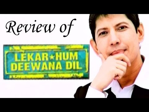 Lekar Hum Deewana Dil - Full Movie Review