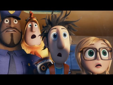 Cloudy With A Chance Of Meatballs 2 - Official Trailer (2013) [HD]