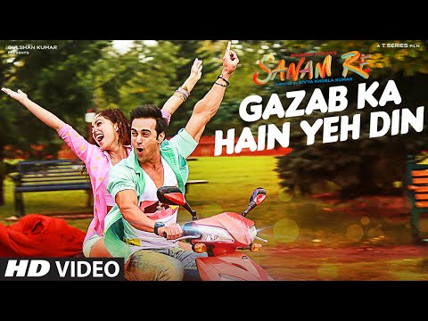 'GAZAB KA HAI YEH DIN' Video Song | SANAM RE | Pulkit Samrat, Yami Gautam | T-Series