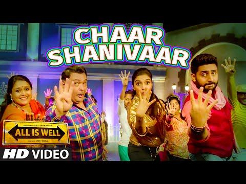 'Chaar Shanivaar' VIDEO Song | All Is Well | Abhishek Bachchan, Rishi Kapoor | T-Series