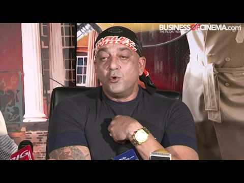 'Chatur Singh Two Stars is a hilarious movie' - Sanjay Dutt