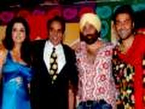 Yamla Pagla Deewana title song with dialogues