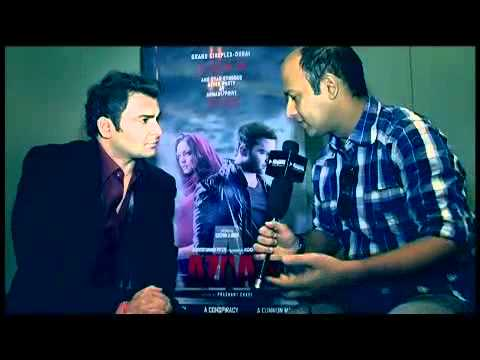 Sachiin Joshi on Aazaan