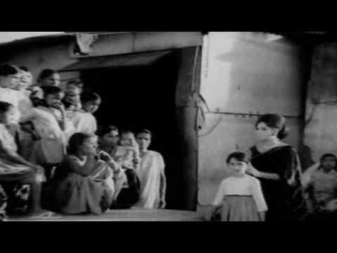 Ek Nanhisi Kali Roye -Kamini Kaushal & Madan Puri - Aanchal Ke Phool