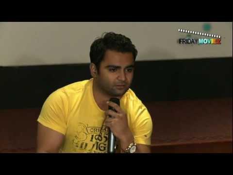 Sachiin Joshi promotes Azaan