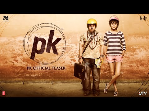 PK Official Teaser I Releasing December 19, 2014