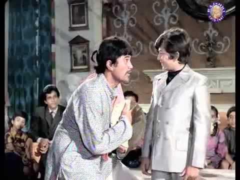 Ram Kare Babua - Rajesh Khanna & Ashok Kumar - Anuraag