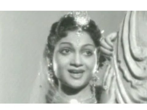 Anjali Devi Tamil Song - Azhaikkathe - Manalane Mangayin Bhagyam
