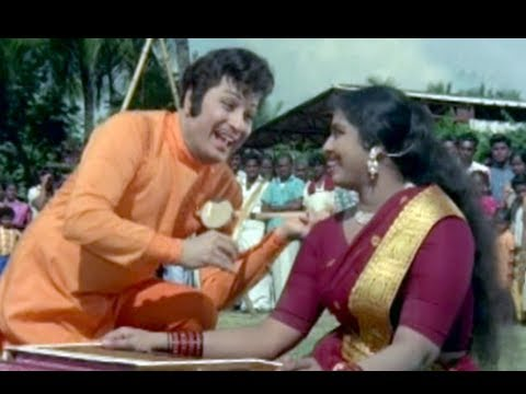Odi Odi Uzhaikkum - Nalla Neram Tamil Song - MGR, K.R. Vijaya