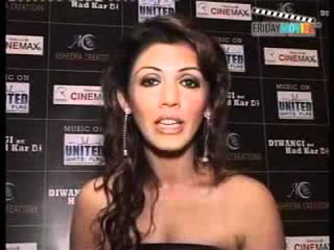 Diwangi Ne Hadh Kar Di Premiere in Mumbai