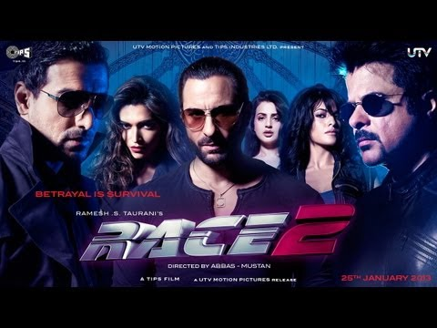 Race 2 - Official Movie Trailer - 2013