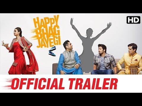 Happy Bhag Jayegi Official Trailer