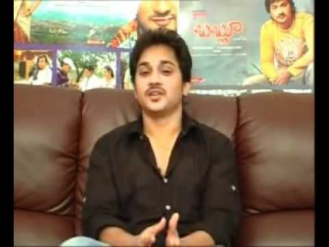 Bablu - Manoj Tej Speak about his Movie