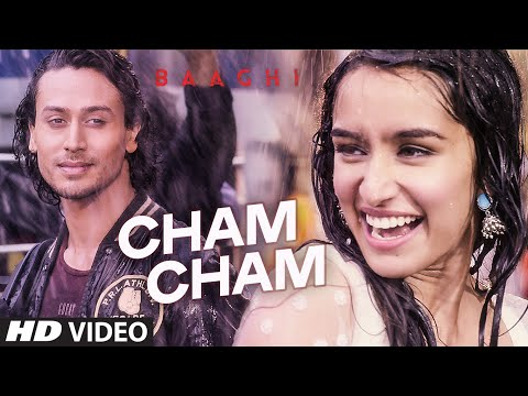 Cham Cham Video BAAGHI
