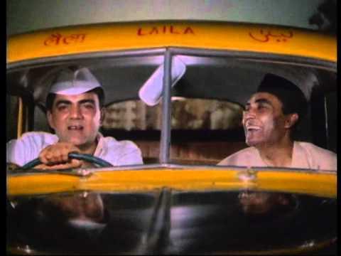 Sadhu Aur Shaitaan - Hum Hair Dressing Karte Hain - Mahmood & Ashok Kumar - Bollywood Scenes