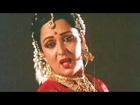 Piya Bina Jal Rahi Main Yahan - Hema Malini, Aandhi Toofan Song