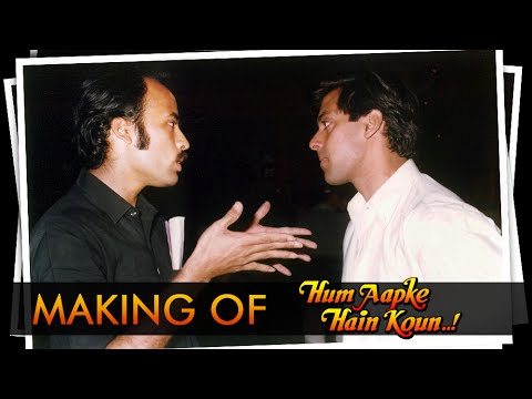 Making of Hum Aapke Hain Koun - Bollywood Classic