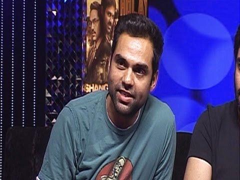 Dibakar, Abhay, Shekhar on 'Bharar Mata Ki Jai' controversy