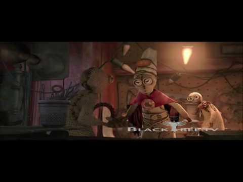 9, New Animation from Tim Burton (HD)