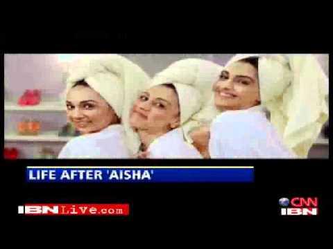 Debutante Amrita Puri sidelines Sonam in 'Aisha'