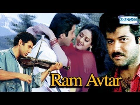 Ram Avtar - Full Movie In 15 Mins - Sunny Deol - Anil Kapoor - Sridevi