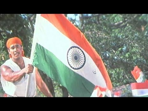 Wo Desh Hamara Hai - Udit Narayan, Alka Yagnik - Bhai Bhai Song