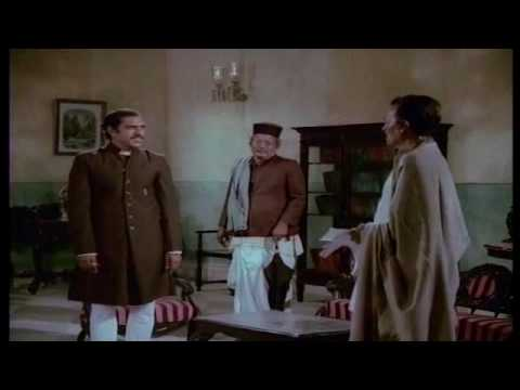 Company Ka Diwala Nikal Gaya - Amrish Puri - Maan Abhimaan