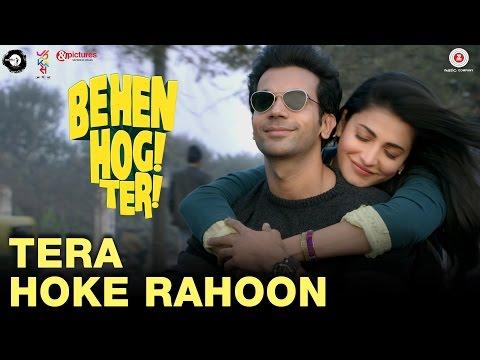 Tera Hoke Rahoon - Arijit Singh | Behen Hogi Teri | Rajkummar Rao & Shruti Haasan | KAG for JAM8