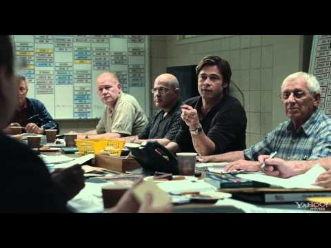 MONEYBALL - Official Trailer (HD)