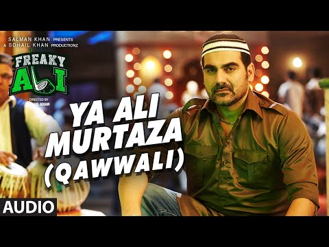 YA ALI MURTAZA (QAWWALI) Full Audio Song - FREAKY ALI
