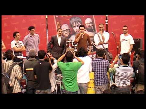 Imran at 'Delhi Belly' DVD launch