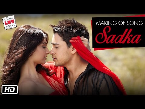 Making of IHLS Song 'Sadka'