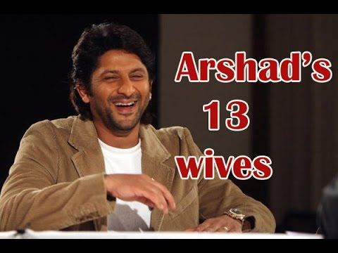 Arshad Warsi to have 13 wives in Fraud Saiyyan- BT