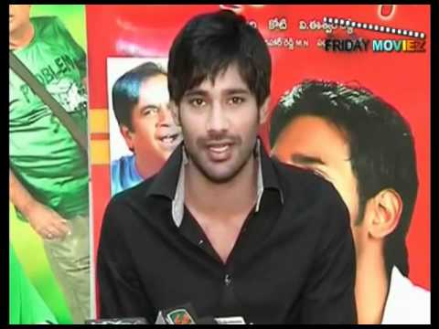 Promotional interviews for Brahmigadi Katha