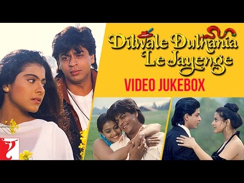 Dilwale Dulhania Le Jayenge - Full Song Video Jukebox