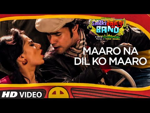 Maaro Na Dil ko Maaro Video Song | Sabki Bajegi Band | RJ Anirudh