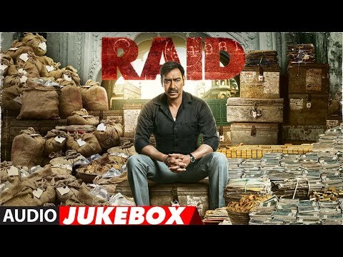 Full Album: RAID | Ajay Devgn | Ileana D'Cruz | Audio Jukebox | T-Series