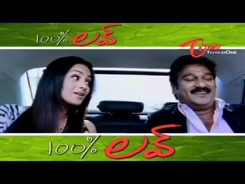 100% Love - Telugu Movies Love Scenes Back To Back