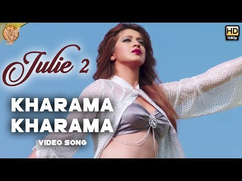 Kharama Kharama - Video Song | Julie 2 | Pahlaj Nihalani | Raai Laxmi, Deepak Shivdasani