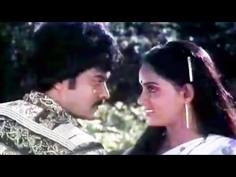 Nee Chilipi - Goonda - Chiranjeevi & Radha
