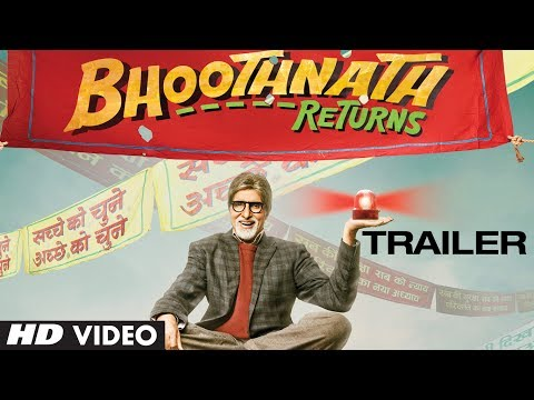 Bhoothnath Returns Trailer (Official) | Amitabh Bachchan, Boman Irani | Releasing 11 April, 2014