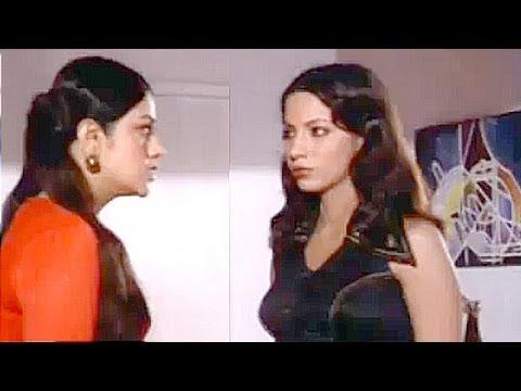Aruna Irani fights with Shabana