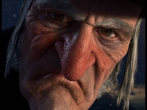 Disney's A Christmas Carol Movie Trailer